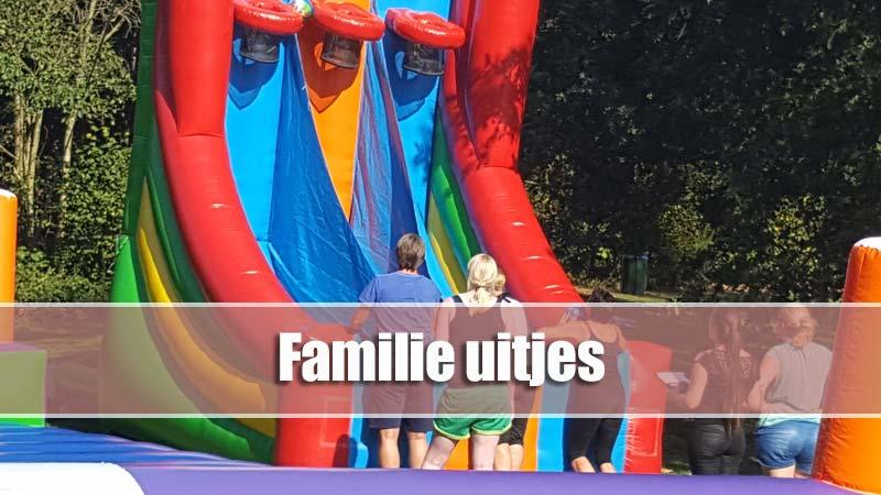 familie uitje, actieve groepactiviteit familie, buiten, drenthe, water, strand
