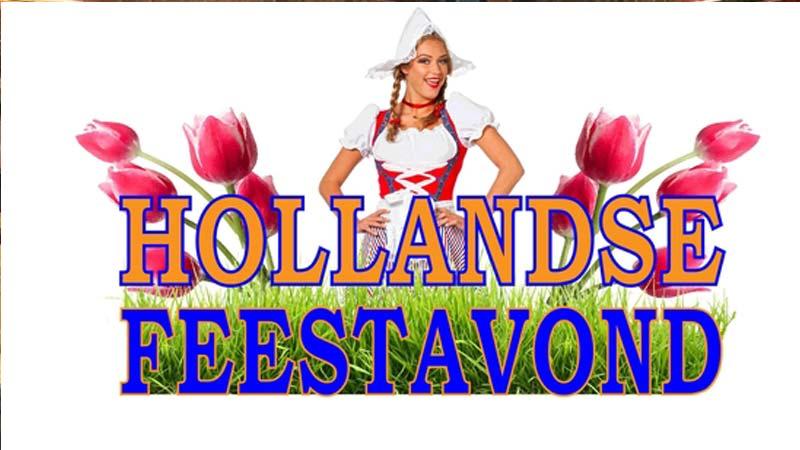 Hollandse avond, themafeest, personeelsfeest, bedrijfsuitje