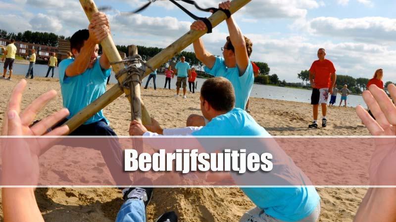 bedrijfsuitje, groepsactiviteit, teambuilding, groepsuitje, drenthe, water, strand
