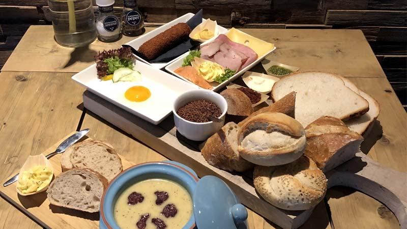 restaurant schoonhoven, lunchen drenthe, ontbijt drenthe
