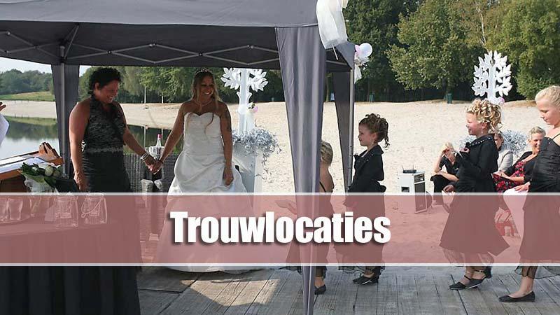 trouwlocatie aan het water, huwelijkslocatie, trouwen op het strand, drenthe