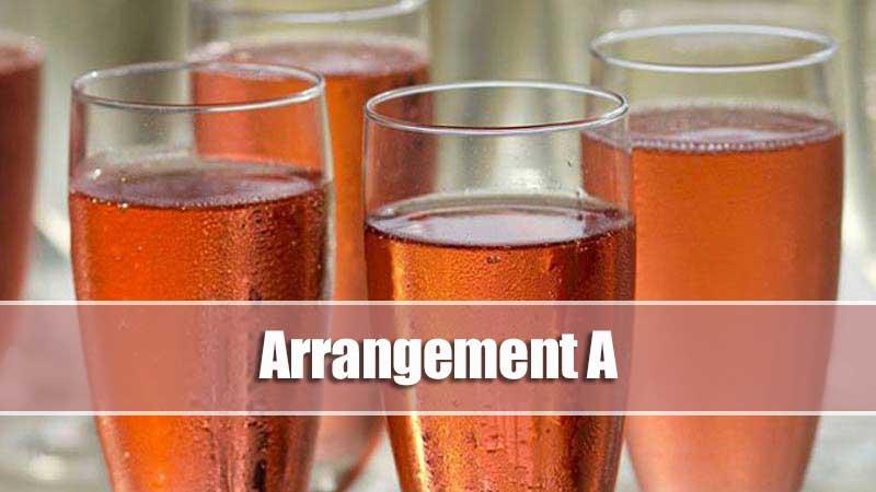 huwelijks receptie, arrangement, trouwen, Drenthe